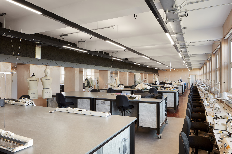 MA Menswear Studios Westminster