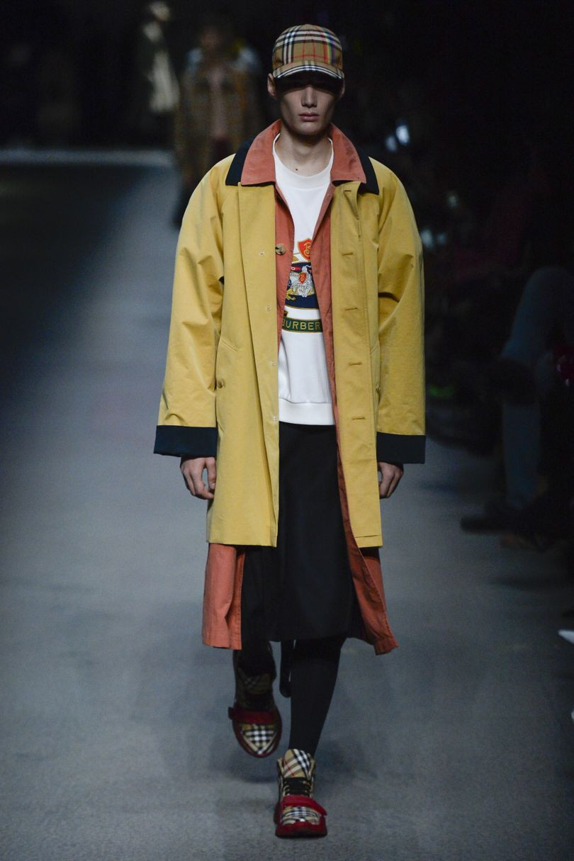 Burberry A/W 2018 Ready to Wear Collection