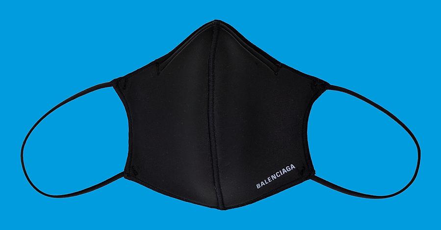 Care Mask, Balenciaga. August 2020