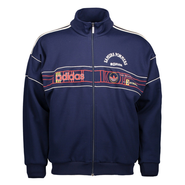 FRENCH FIRE BRIGADE TRACKTOP