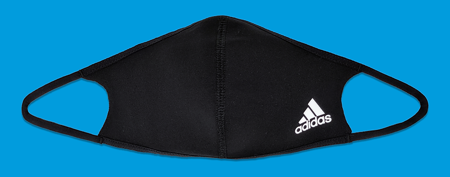 Face Cover 3-Pack, adidas. May 2020