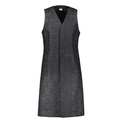 Alexander McQueen - Antique overlayer vest. 1998