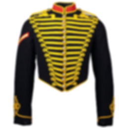 British Royal Horse Artillery Trumpeters Tunic