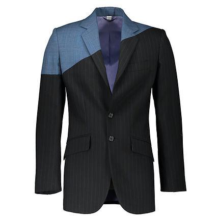 Alexander McQueen - Glen check jacket, 1998