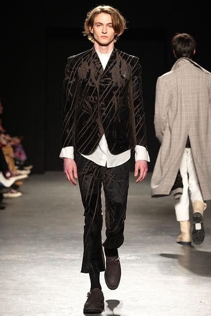 2019 James Harjette - London Fashion Wee