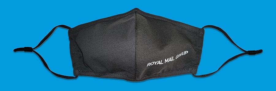 Royal Mail Antibacterial Face Mask, Dongguan City Dandan Garments CO., Ltd. January 2021