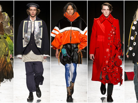 Westminster kicks off graduate fashion season with eclectic runway show