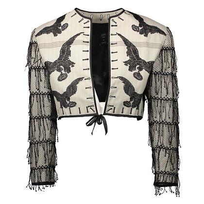 Jean Paul Gaultier matador jacket 1987 collection Joli Monsieur