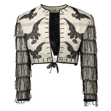 Jean Paul Gaultier matador jacket 1987 collection Joli Monsieur
