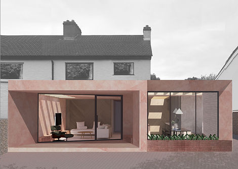 HOUSE EXTENSION DUBLIN