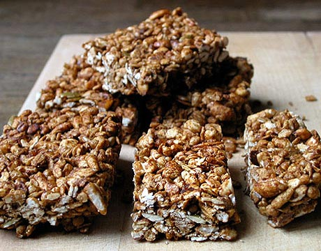 Granola bars snack or treat bull city fit ccuart Image collections