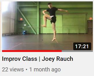 Improv Class