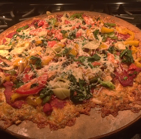 """Do it Yourself"" Pizza: The Healthy Solution to America's Favorite Food"