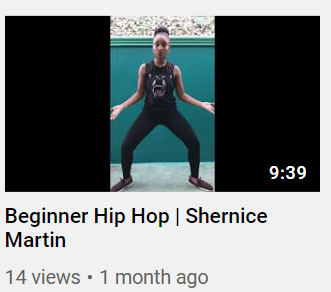 Beginner Hip Hop