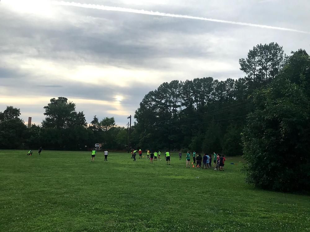 Soccer at BCF (Fall 2019)