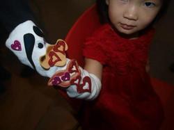 Sock Puppet Wrestling at CAMSTL