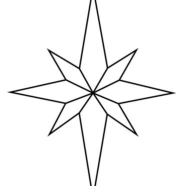 Star #2 Pattern