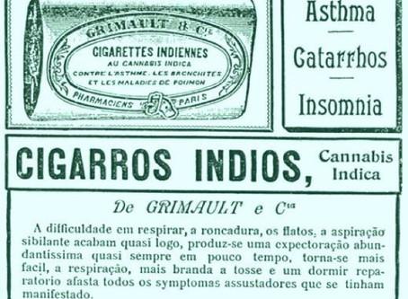 Um pouco da história da maconha no Brasil até 1920