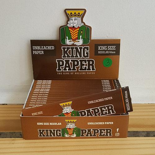 Seda King Paper Brown KS