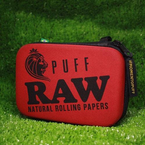 Case Puff G RAW Edição Limitada