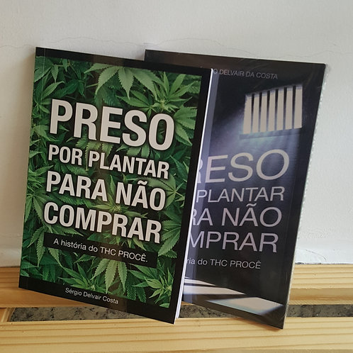 """Livro """"A História do THC PROCÊ"""""""