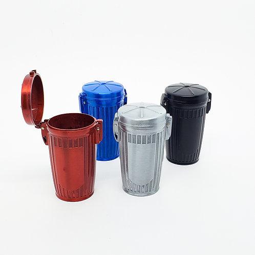 Pote Hermético Lata de Lixo 60ml