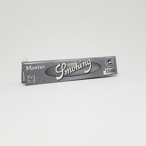 Seda Smoking Prata King Size