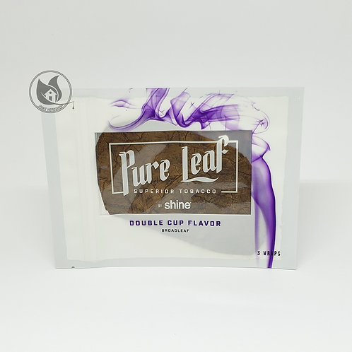 Blunt Pure Leaf By Shine Papers