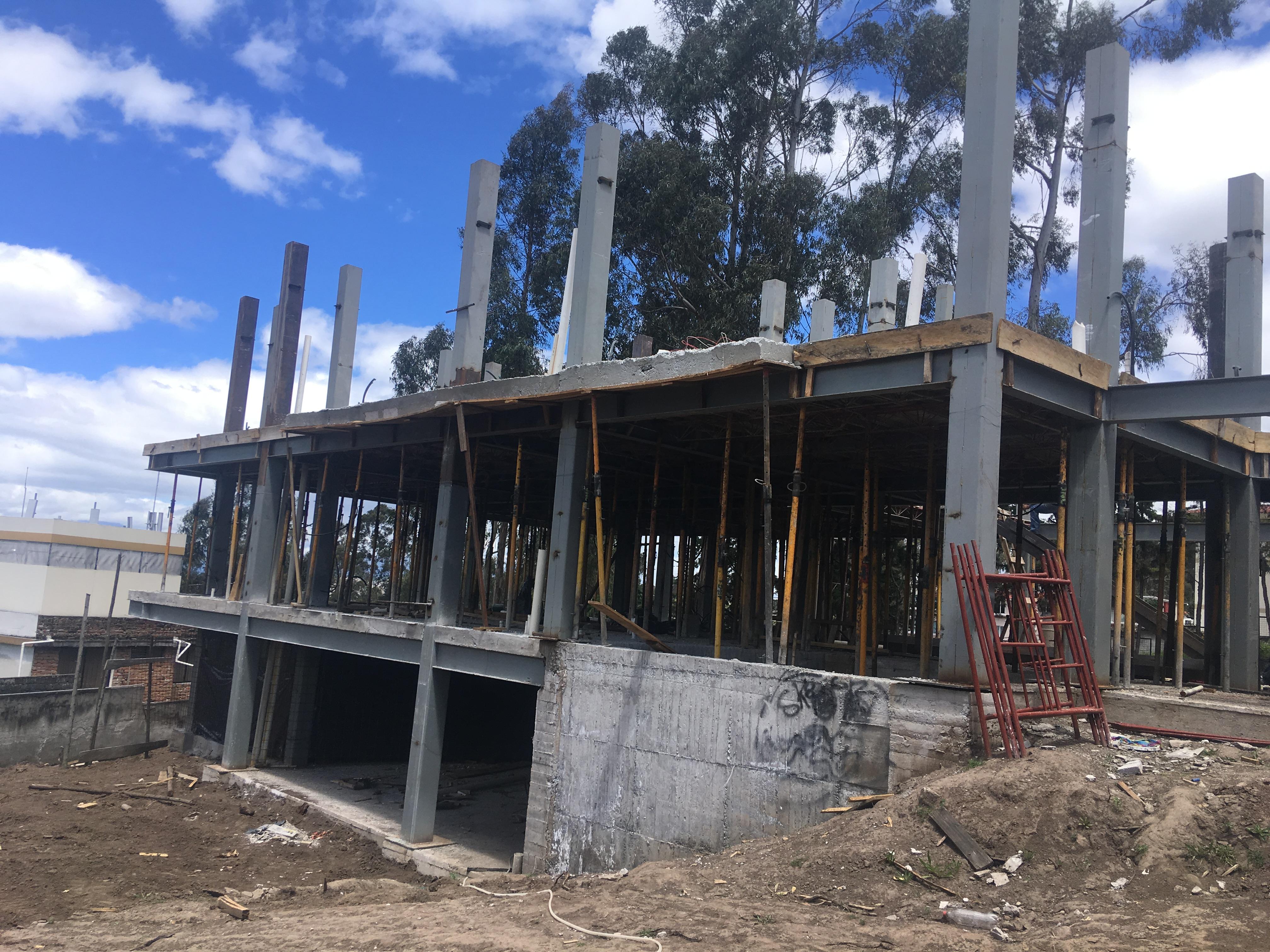 Construccion Estructuras Metalicas Q