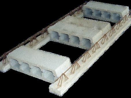 Proceso constructivo de losa con el sistema de vigueta y bovedilla