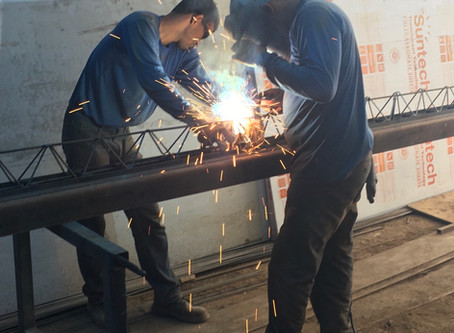 La construcción aspira mover la economía después de la emergencia