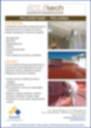 Aislaminbto termico poliuretano Impermeabilizacion poliurea