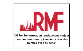 RMF sur AI For Tomorrow