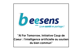 Beesens sur AI For Tomorrow