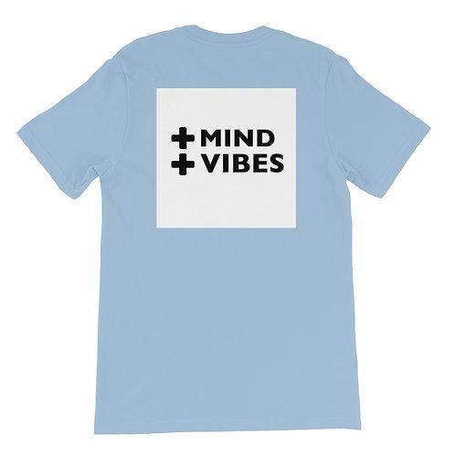 +Mind +Vibes Short-Sleeve Unisex T-Shirt