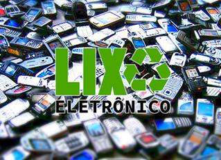 Campanha Lixo Eletrônico TIRIO