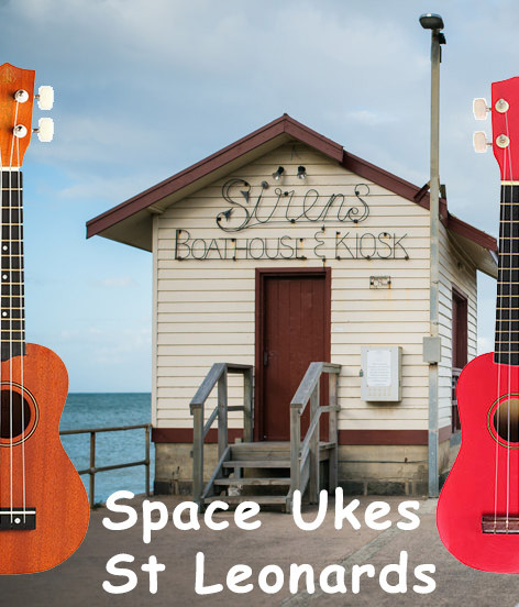 Space Uke Kiosk St Leonards