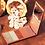 Thumbnail: PALETA MULTIFUNCIONAL 100% KAKAU LOPES (BROWNIE)