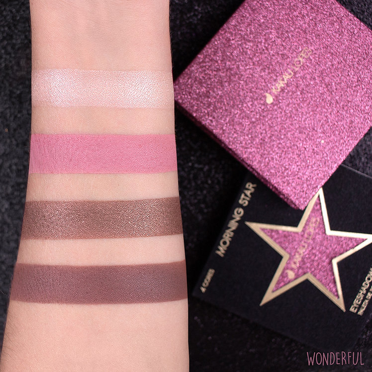Eyeshadow Palette - Wonderful