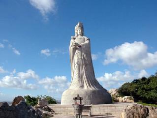 Праздник Небесной императрицы Мацзу или Китайская Владычица Морская