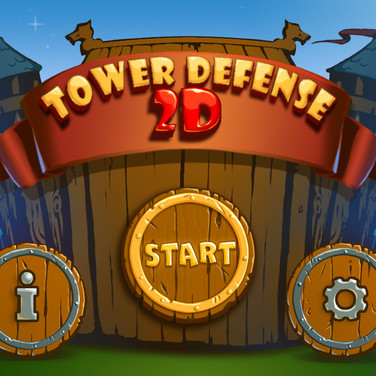 Tower Defense 2D engine