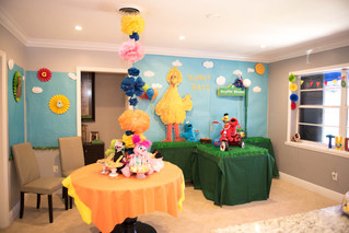 Gryffin's Sesame Street Party