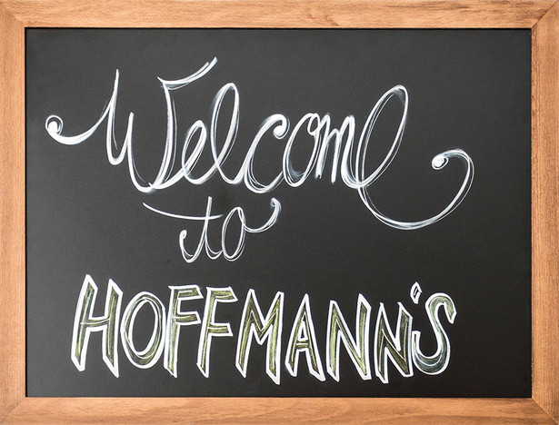 Welcome to Hoffmann`s