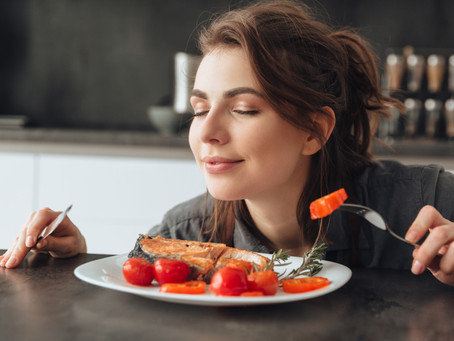 Relationship with Food: Pleasure