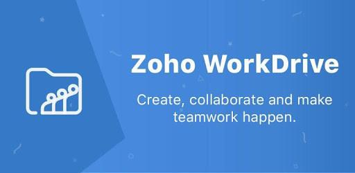 Zoho Workdrive Image