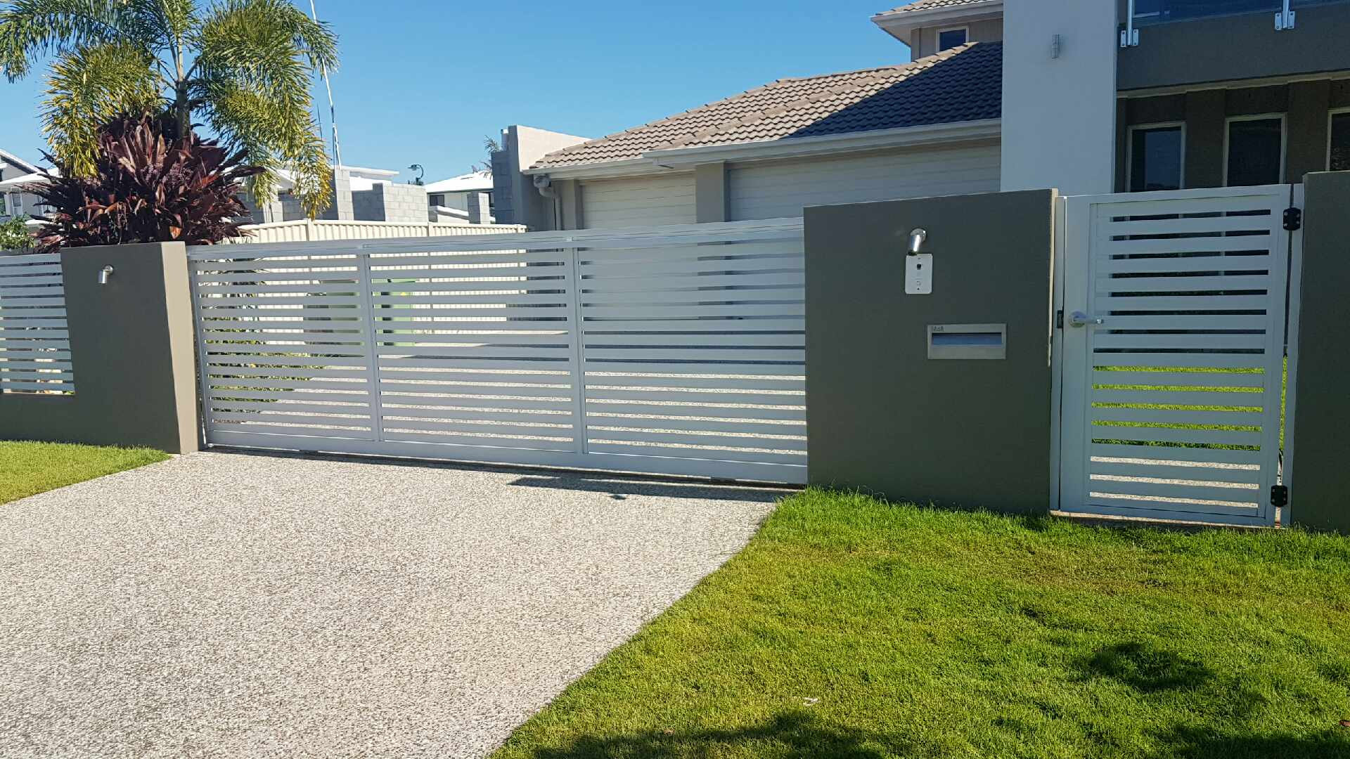 Sliding Gate Motors Gold Coast