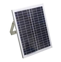 electrci gate solar panel