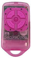 ATA PTX4v2 Pink Remote