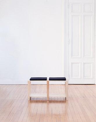 modulo banco dos asientos
