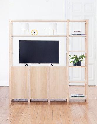 175 x 179 - modulo tv